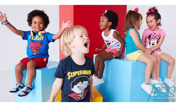 agencia de modelos para crianca